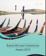 Ramsar Wetlands Conservation Awards 2015
