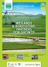 World Wetlands Day 2014 Leaflet and Poster