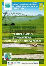 World Wetlands Day 2014 Madagascar Poster