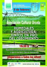 World Wetlands Day 2014 Spain Poster